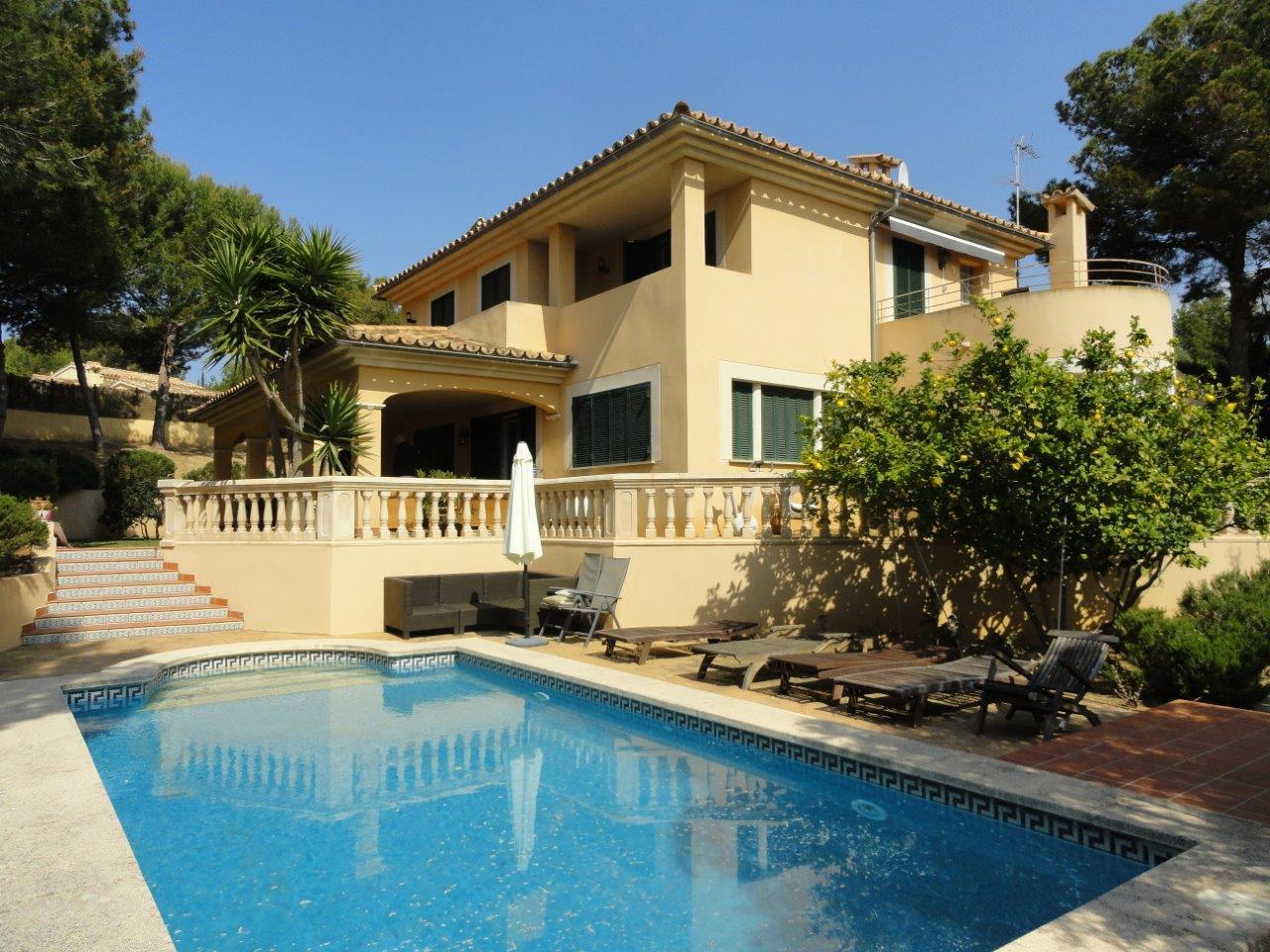 Mallorca - Nova Santa Ponsa - Villa / detached house